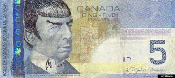 SPOCKING FIVE CANADA
