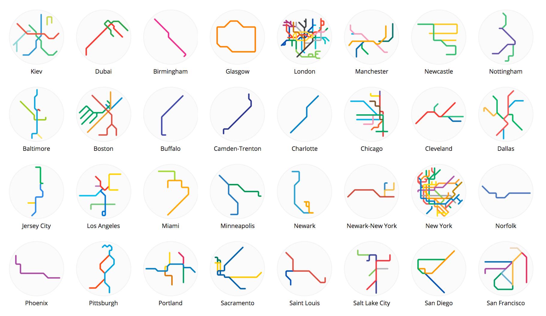 Mini-Metro-Maps