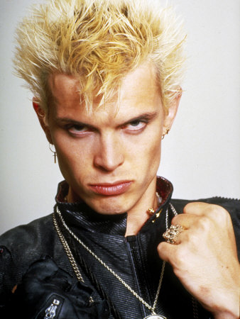 billy idol a