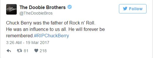 doobie brothers chuck