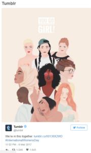 tumblr women day