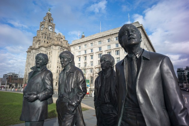 Beatles-Statue-Liverpool-Photo