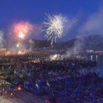 《节日的夜晚》拍摄:熊卓亚