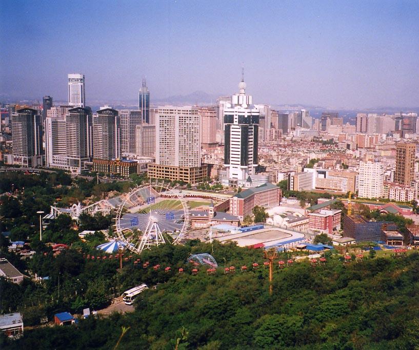 Dalian_laodong_park