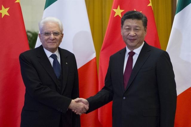 cina-italia-pechino-mattarella-Xi-Jinping-quirinale
