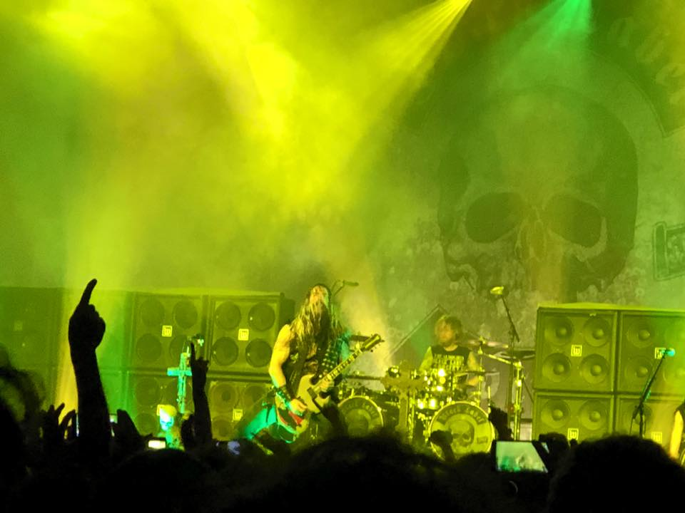 Black Label Society Live @Milan